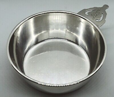 Sterling Silver Porringer Canada Meriden Britannia International Silver Co.