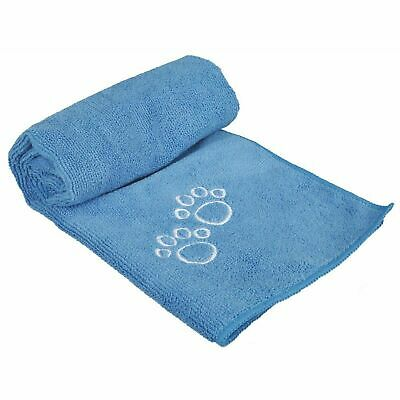 Trixie Micro Fibre Towel for Dogs, Cats or Horses, Highly Absorbent - 50 × 60cm