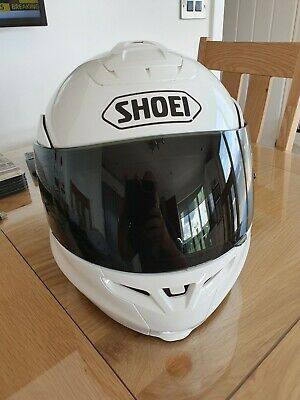 Shoei multitec helmet XL + Intercom