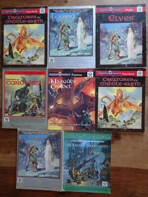 Various Merp Module for Selection ( Mers, Merp , Rolemaster, I.C.E Lotr )