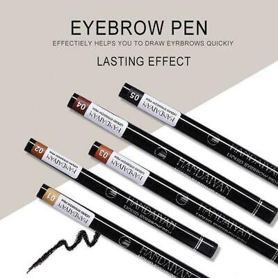 Four-headed Fork Waterproof And Sweat-proof Lasting Not Blooming Eyebrow Ma O2W2