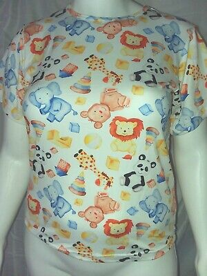 New ADULT Play Time Diaper Shirt anonymous list