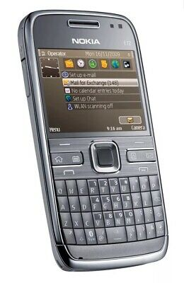Nokia E72 Dummy Mobile Cell Phone Display Toy Fake Replica