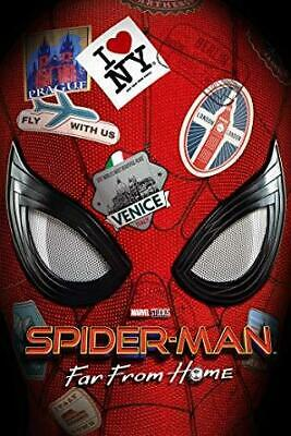 Spider-Man Far From Home DVD Free Shipping  PreOrder release date 10/01/19