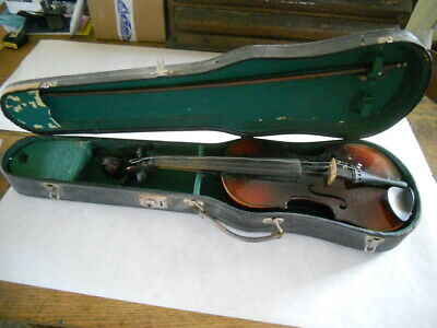 Vintage Violin, with case and bow Model, Antonius Stradivarius; Cremonen; Fis;