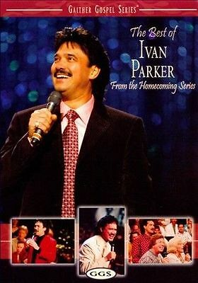 The Best of Ivan Parker (DVD, 2008) from the Gaither Gospel Homecoming Series