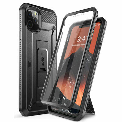 For iPhone 11 Pro Max Case, SUPCASE UB PRO Rugged Holster with Screen Protector
