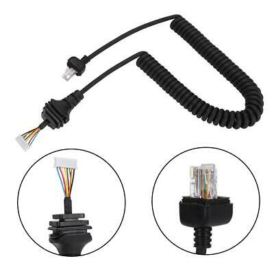 ICOM MICROPHONE CABLE, 8-PIN, (FOSTER), to XLR , (MALE ... on