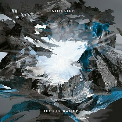 The Liberation - 2 DISC SET - Disillusion (2019, CD NEUF)