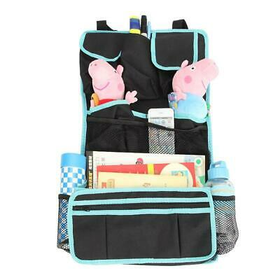Car Seat Back Multipocket Storage Bag Organizer Holder Receiving Bags US Stock