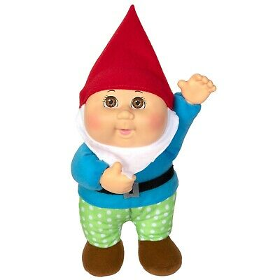 "Cabbage Patch Kids Cuties Doll: 9"" Fantasy Friends Collection - Nolan Gnome"