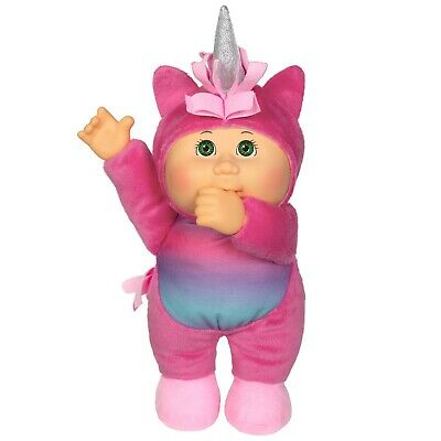 "Cabbage Patch Kids Cuties Doll: 9"" Fantasy Friends Collection - Celeste Unicorn"