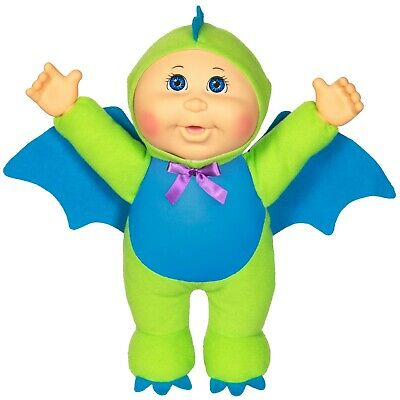 "Cabbage Patch Kids Cuties Doll: 9"" Fantasy Friends Collection - Rae Dragon"