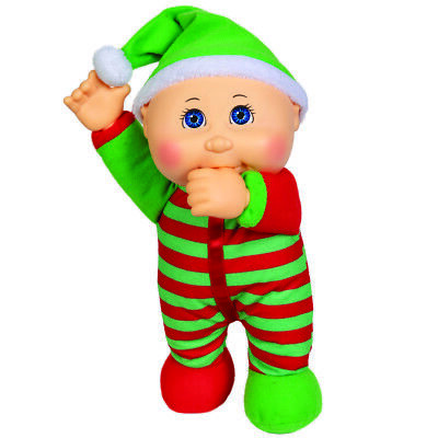 "Cabbage Patch Kids Cuties Doll: 9"" Holiday Helper Collection - Jack Holiday"