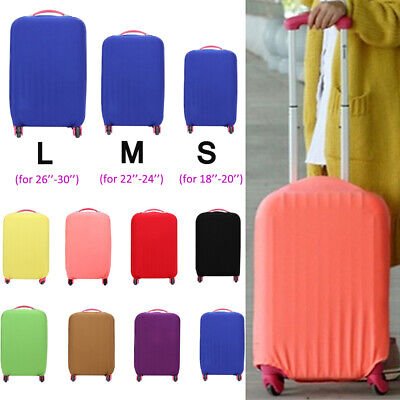 Travel Luggage Cover Suitcase Trolley Case Protective Bag Dustproof Protector