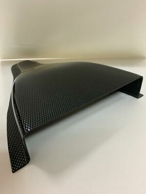 Naca Duct / Air intake - NACA Duct MINI CARBON EFFECT OUTSIDE Plastic