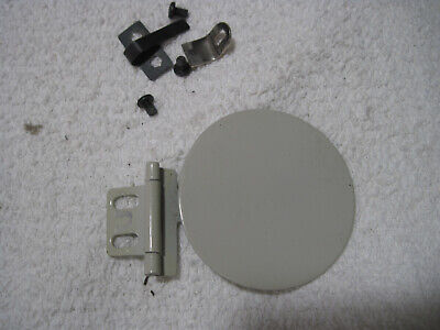 J C Penney 6910 Sewing Machine Lid Cover & Hinge For Top Hat Cams JC Penny Nelco