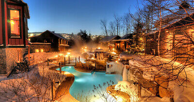 Scandinave Spa Blue Mountain in Ontario - $150 Gift Card for ANY Spa Services