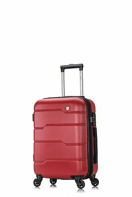 DUKAP RODEZ Lightweight Hardside Spinner 20'' Carry-On - Available in 8 Colors