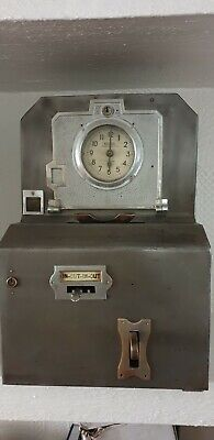 National Time Recorder (Clocking On Machine)Vintage