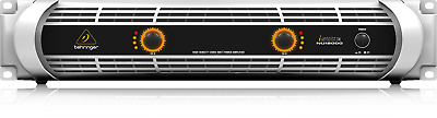 Behringer NU12000 High-Density 12000-Watt Power Amplifier + Warranty