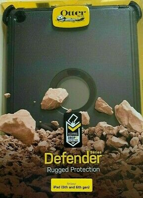 """NEW OtterBox Defender Case/Cover/Stand - iPad 9.7"""" 5th Generation 6th Generation"""