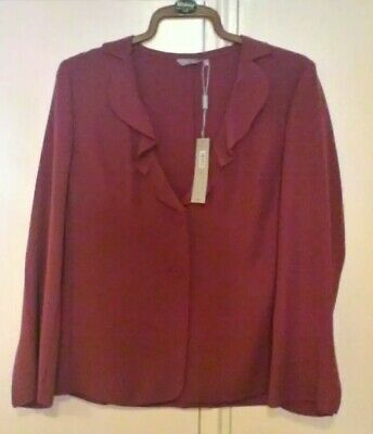 Ladies trouser suit size 14 Marks and Spencer Per Una