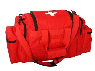 First Aid, Medic, Emt, Paramedic Bag **Empty** Personalized With Name