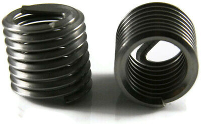 "Helicoil Thread Insert EZ-LOK Stainless Steel Helical Coil Inserts - 1""-8"
