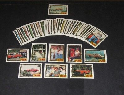Dukes Of Hazzard - Series 3 - Card NEAR SET (36 of 44) - Donruss 1981 - NM