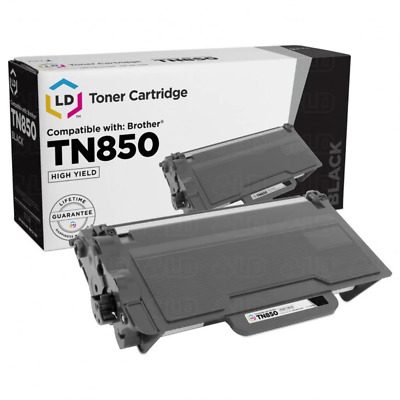 Brother TN850 Toner Compatible High Yield Cartridge Brand New Free Shipping