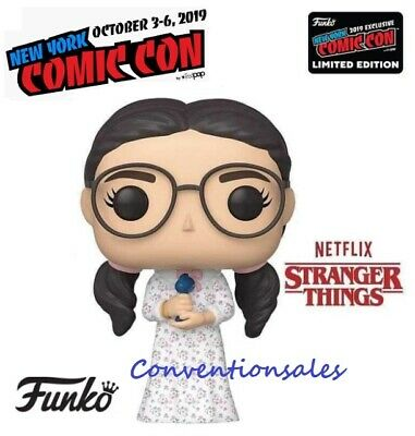 """Official"" Nycc 2019 Funko Pop! Stranger Things - Suzie (Neverending Story)"