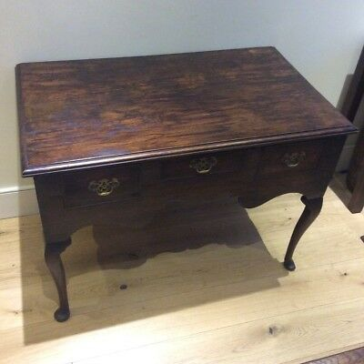 Lovely Antique Georgian Sideboard / Low Boy c 1750 - REDUCED 2 a bargain price