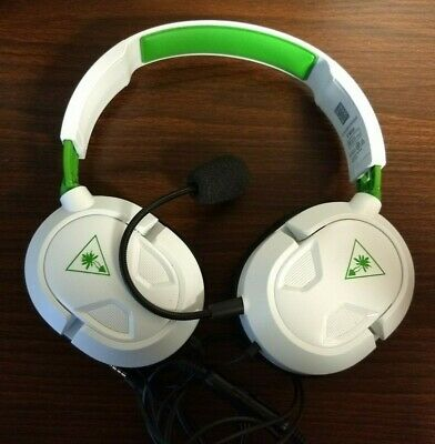Turtle Beach Recon 50X for Microsoft Xbox One (White)