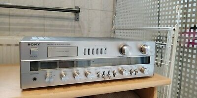 Sony STR-V4 AM/FM Stereo Receiver (1978-80)