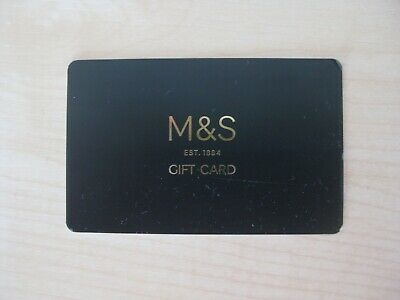Marks and Spencer Gift Card £1000 - COLLECTION ONLY LEEDS -PLEASE READ