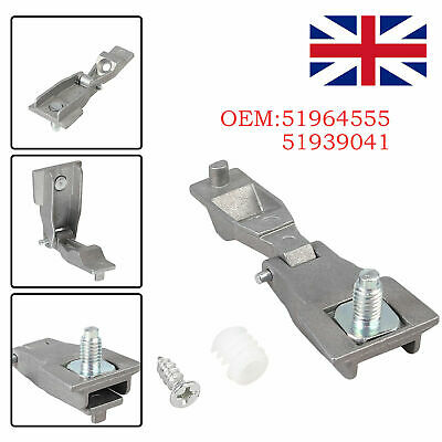 51964555 Chrome Outer Door Handle Hinge Repair Kit OS or NS For Fiat 500 UK NEW