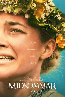 Midsommar DVD Brand New FACTORY SEALED ***FREE SHIPPING*** Ships 10/1