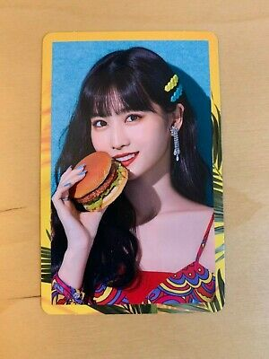 TWICE MOMO Official PHOTOCARD Happy Happy Japan 4th Single K-POP Rare