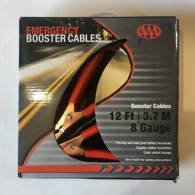 AAA Emergecy Booster Cables
