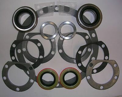 bolts Mopar 8.75 8 3/4 Green Bearing Wilwood Install kit with studs spacers