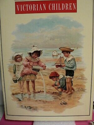 Victorian Children 6 Full Coulour Posters