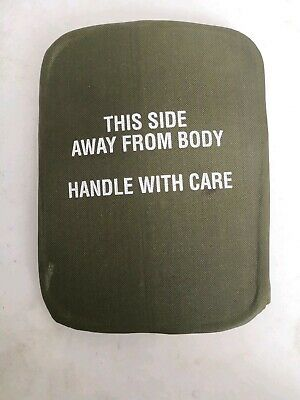 Protective Plate Body Armour Mk2 Military Surplus