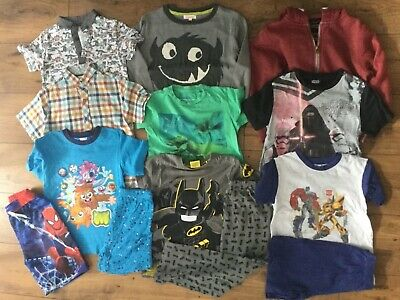 Boys clothes 5-6 years bundle, Next, Blue Zoo