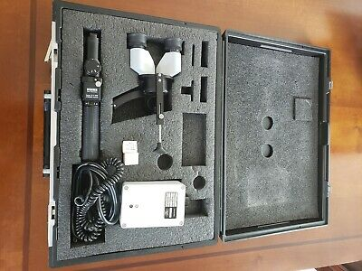 Zeiss HSO-10 Portable slit lamp with carrying case Ophthalmology Optometry