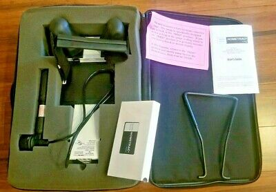 Saunders Cervical HomeTrac Deluxe Traction 100399 Travel Case Manual - FREE SHIP