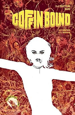 Coffin Bound #4  Image Comics   11/6  Free Shipping Read Details