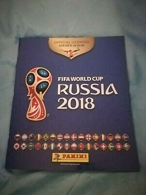 Panini FIFA World Cup Russia 2018 Team Football Stickers Group H Numbers 593-671