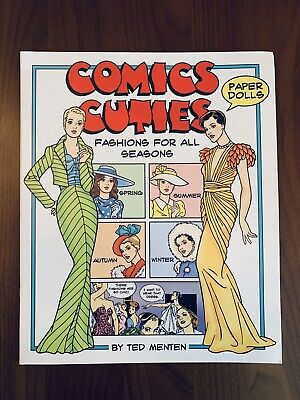 DONNA REED Paper Dolls and Movie Fashions of the 40s and 50s--AUTHORIZED EDITION