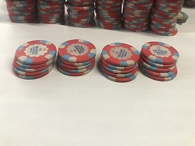 20 Paulson President Casino On The Admiral Chip
